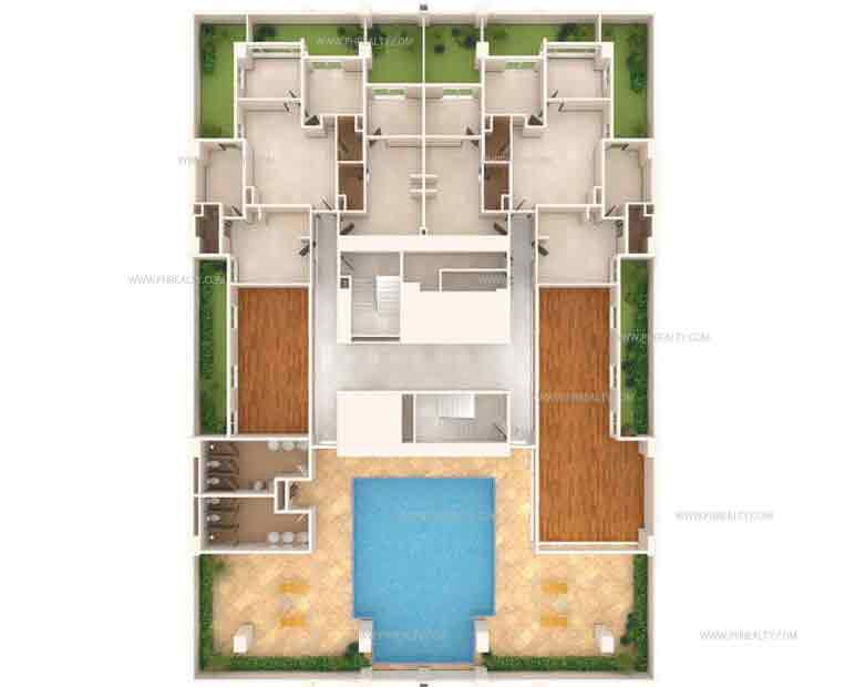 Salcedo Square - Amenity Floor Plan