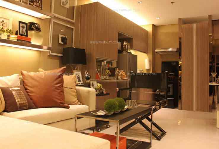 Salcedo Square - Living Area