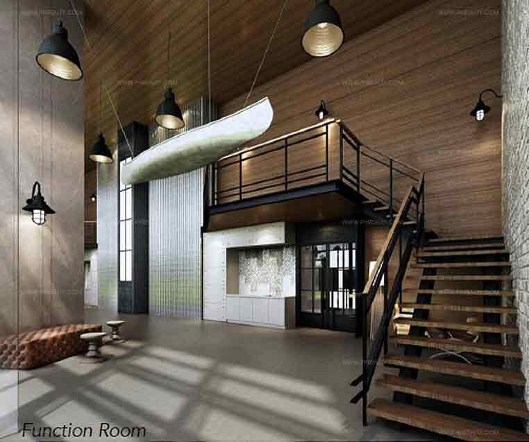 The Rise - Function Room