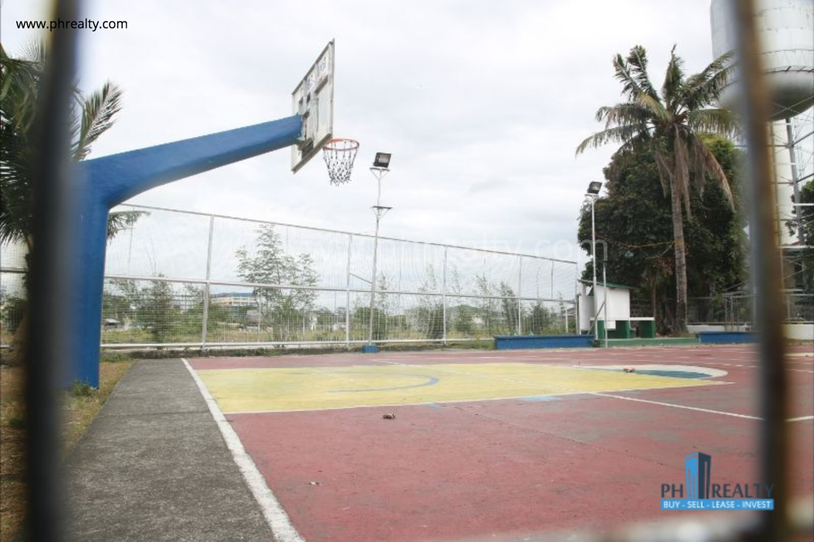 Araya Park Residences - Basketball Court
