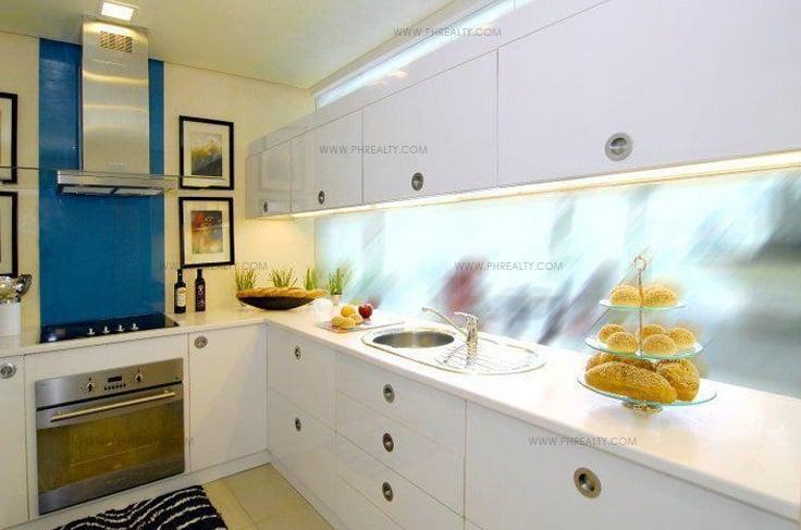 San Lorenzo Place - Kitchen