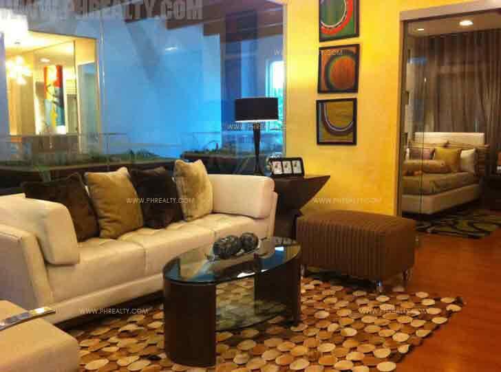 San Lorenzo Place - Living Room