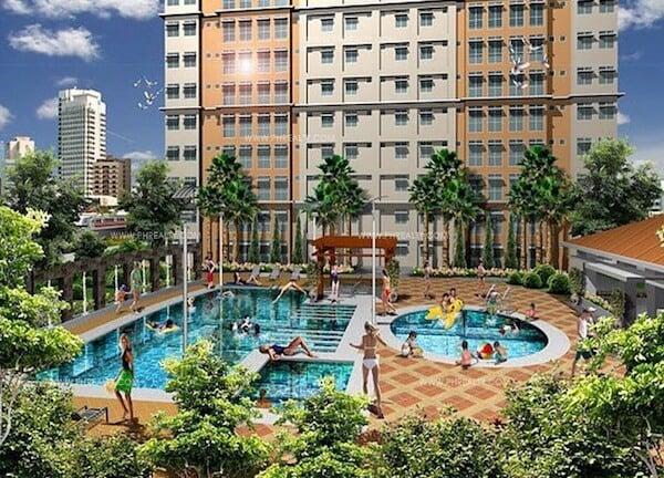 San Lorenzo Place - Swimming Pool