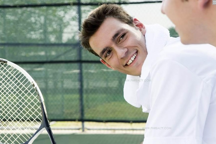 San Lorenzo Place - Tennis Court