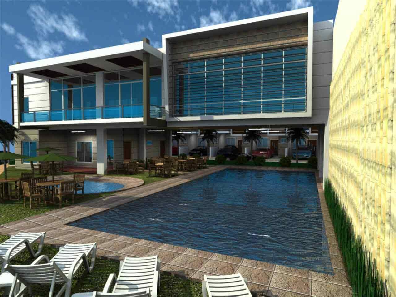 Montville Place A. Bonifacio - Swimming Pool