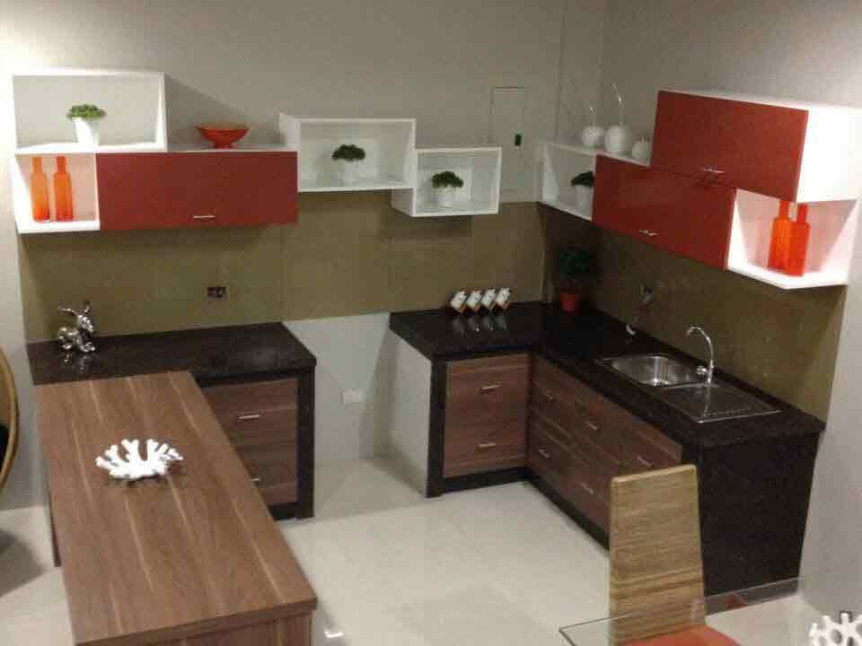 Montville Place A. Bonifacio - Kitchen