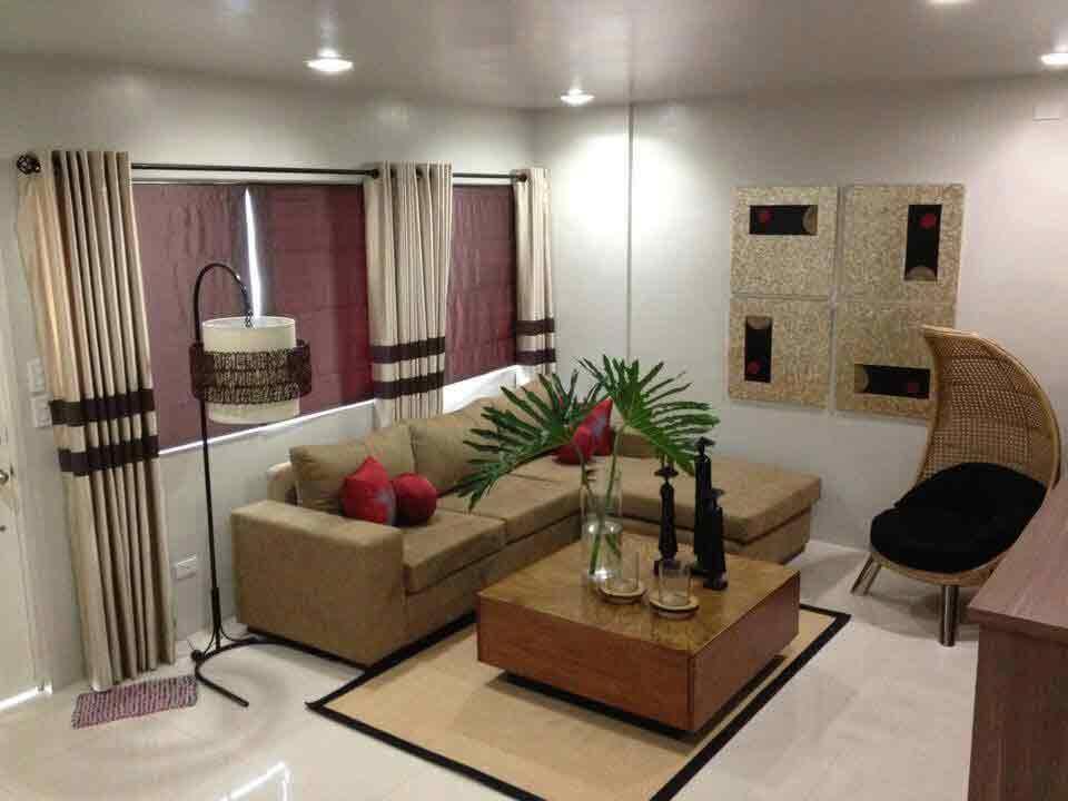 Montville Place A. Bonifacio - Living Area