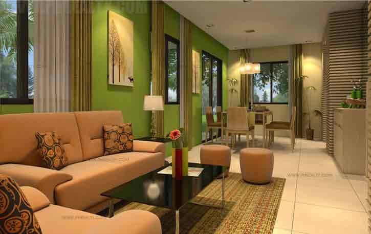Metrogate Tagaytay Estates - Living Room