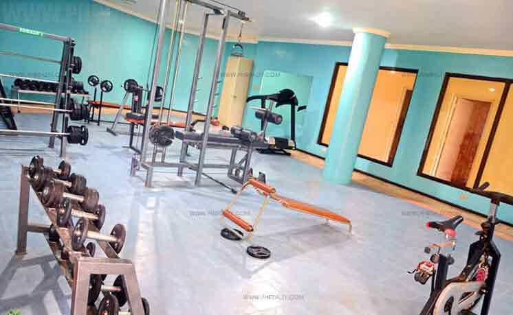 Metrogate Tagaytay Estates - Gym
