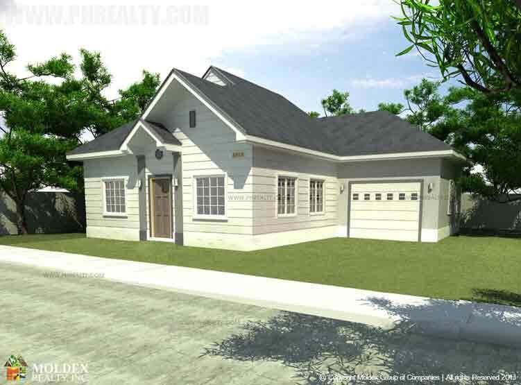 Metrogate Tagaytay Estates - Pelham House Model