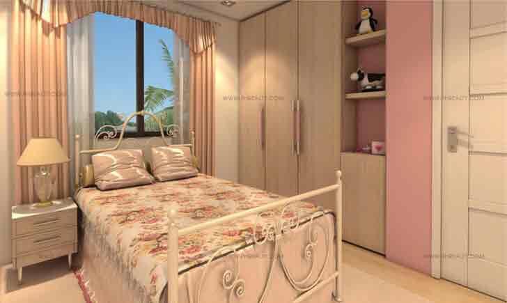 Metrogate Tagaytay Estates - Aurora Bedroom