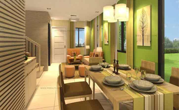 Metrogate Tagaytay Estates - Aurora Dining
