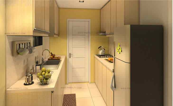 Metrogate Tagaytay Estates - Aurora Kitchen