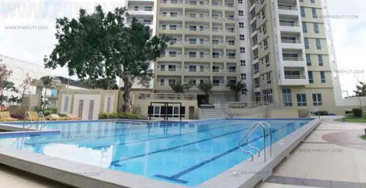 Illumina Residences Manila  - Pool Area