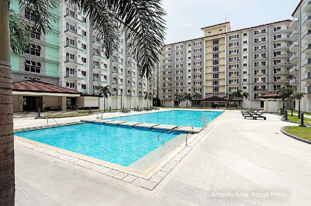 Field Residences - Lap Pool