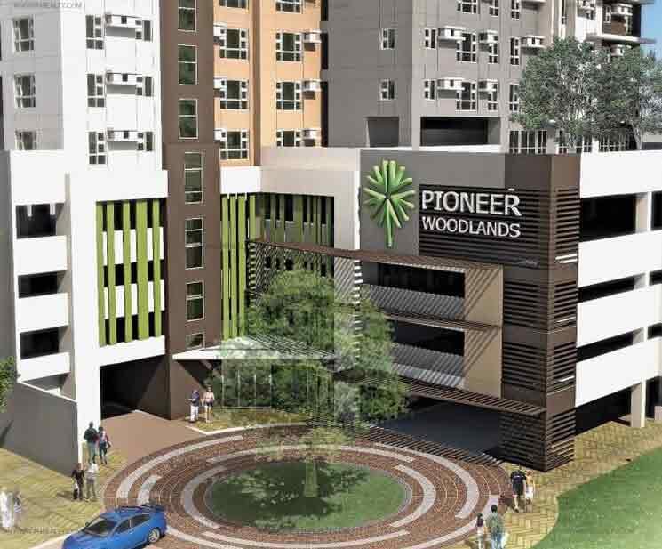 Pioneer Woodlands - Pioneer Woodlands