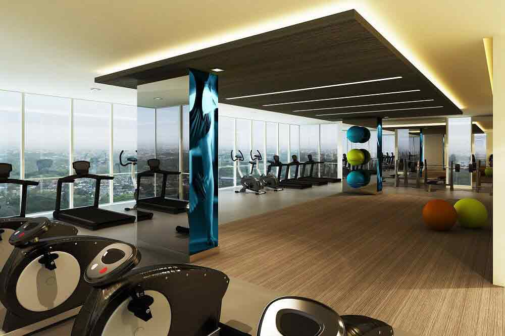 Abreeza Place - Fitness Gym