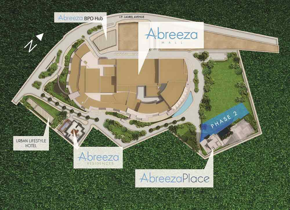 Abreeza Place - Site Development Plan