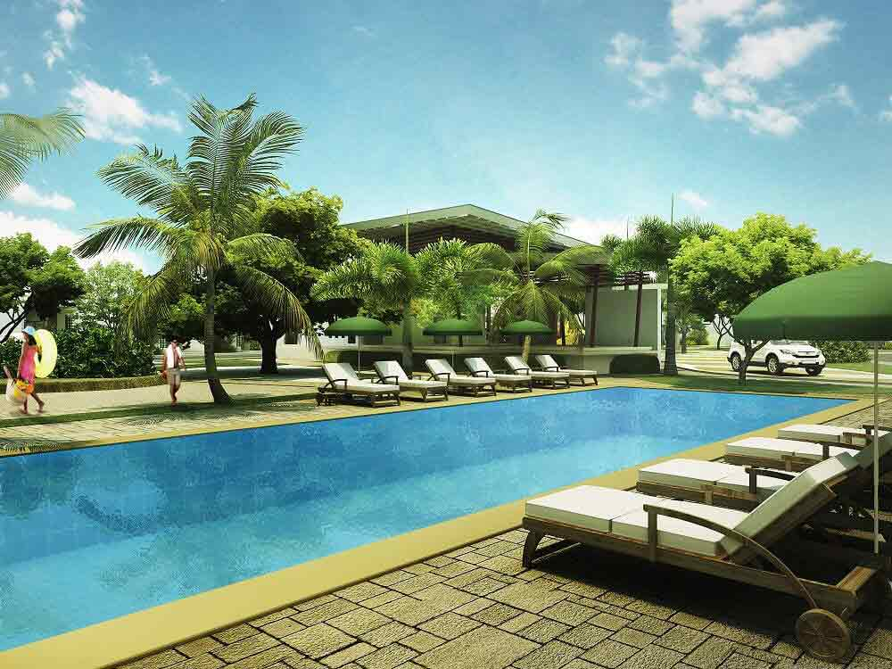 Amaia Scapes Bauan - Swimming Pool