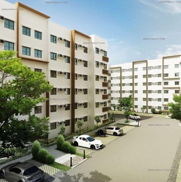 One Spatial Condos - Building Facade