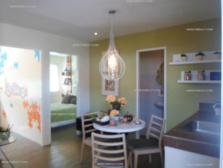 One Spatial Condos - Dining Room