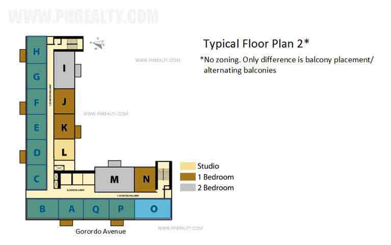 Azalea Place - Floor Plan 2