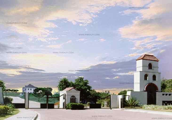 Mission Hills - Entrance Gate