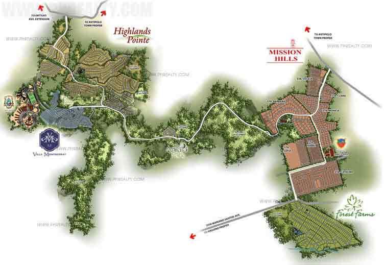 Mission Hills - Site Development Plan
