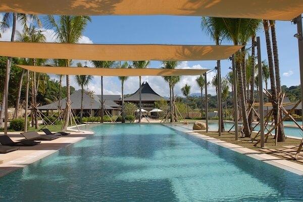 Anvaya Cove - Pool