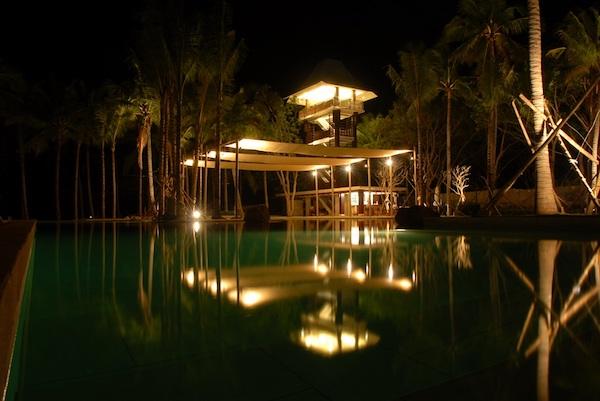 Anvaya Cove - Anvaya Night Shot