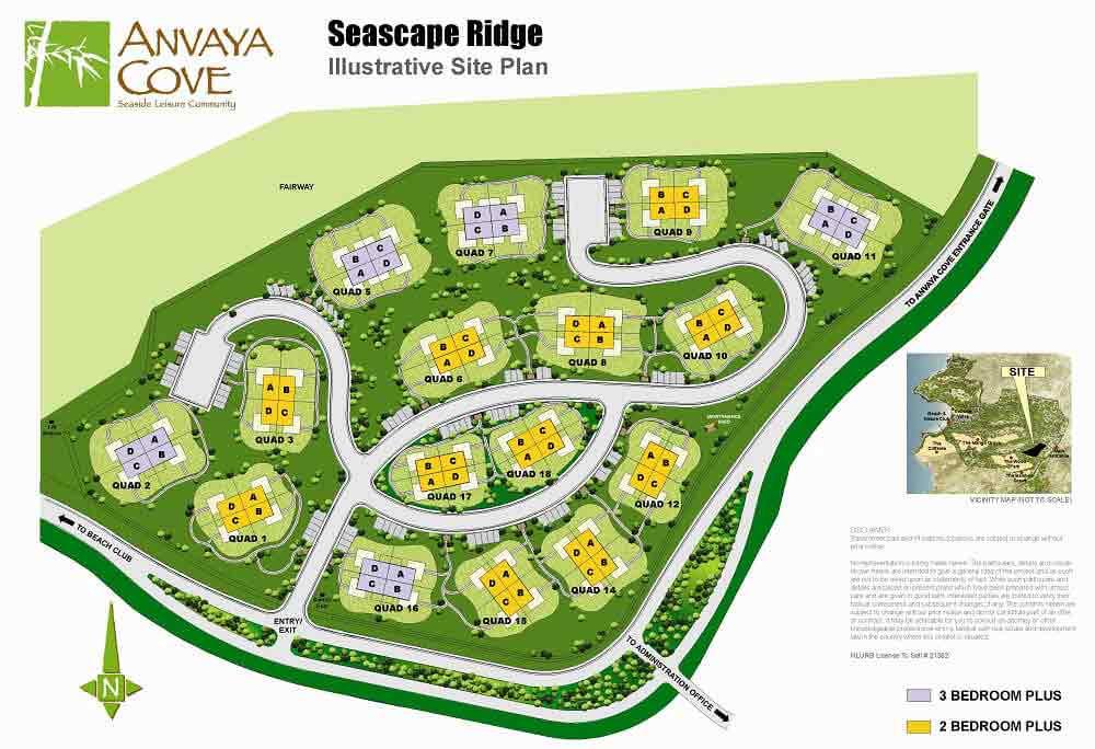 Anvaya Cove - Site Development Plan