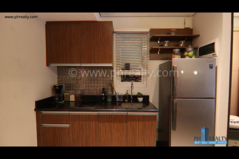 The Silk Residences - Kitchen Area