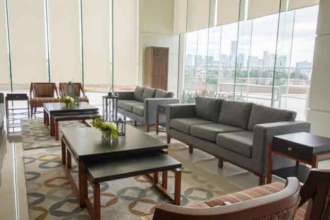 Axis Residences - Lobby