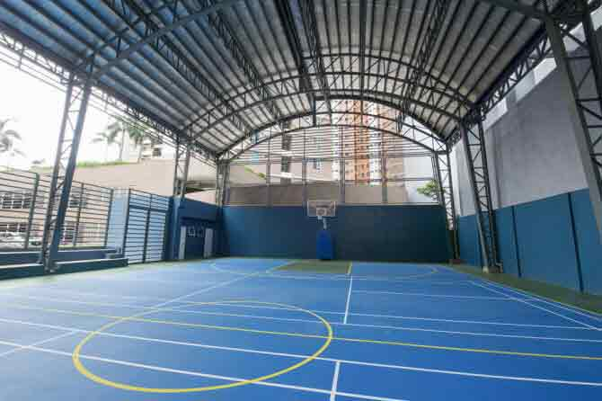 Axis Residences - Multi Purpose Court
