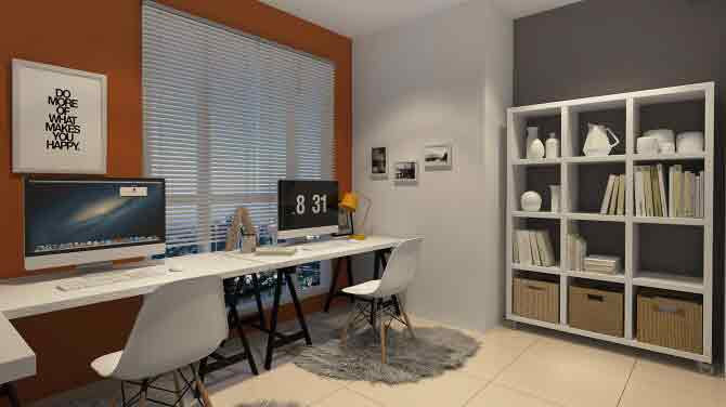 Axis Residences - Two Bedroom