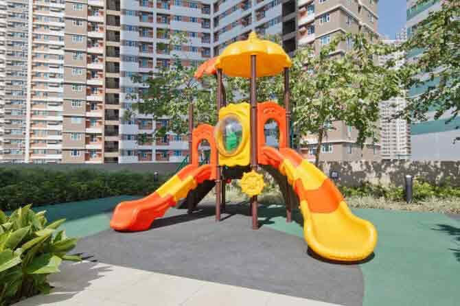 Axis Residences - Childrens Playground