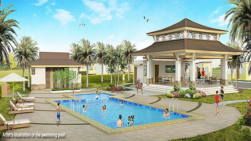 Savannah Fields - Pool Area