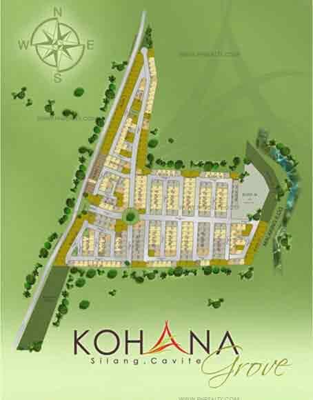 Kohana Grove - Site Development Plan