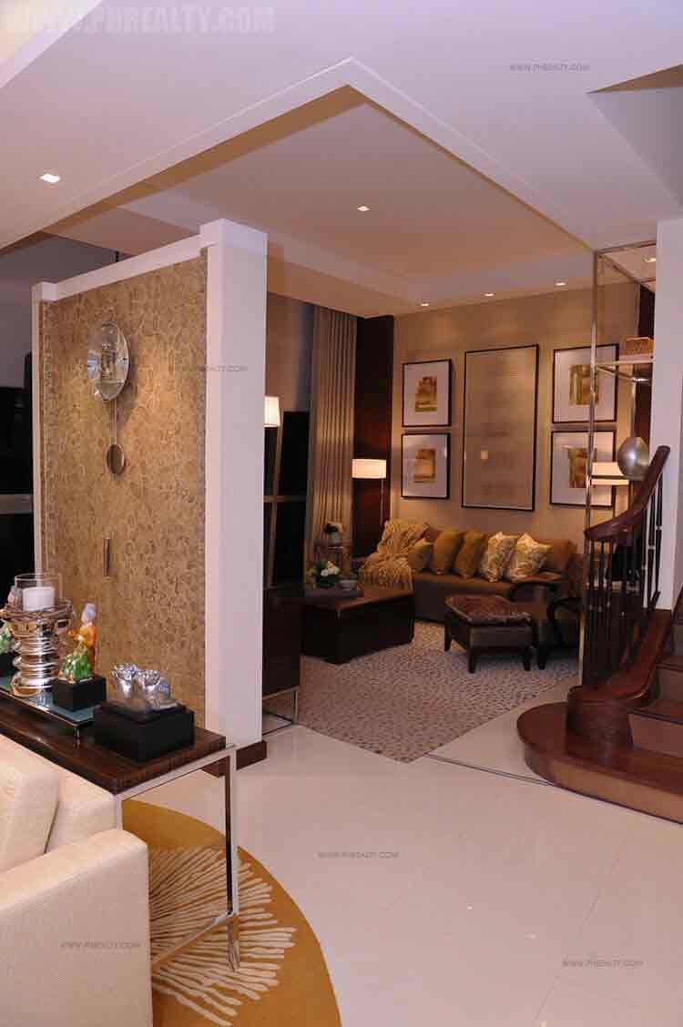 St. Francis Shangri La Place - Living Room