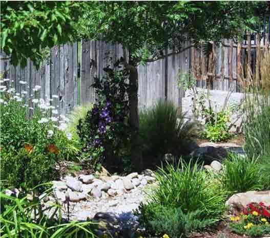 The Olive Place - Meditation Garden