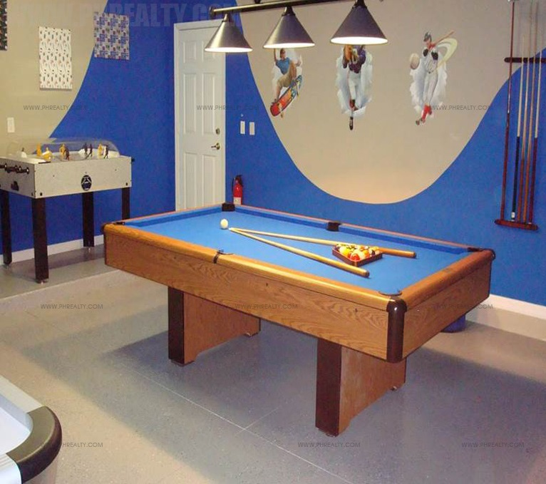 The Olive Place - Game Room