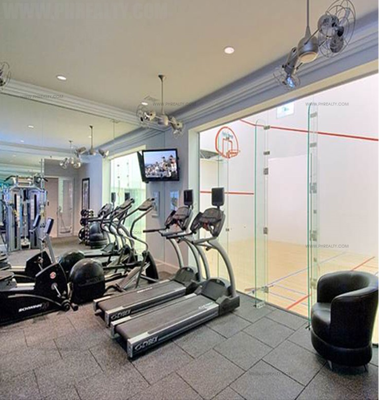 The Olive Place - Indoor Gym
