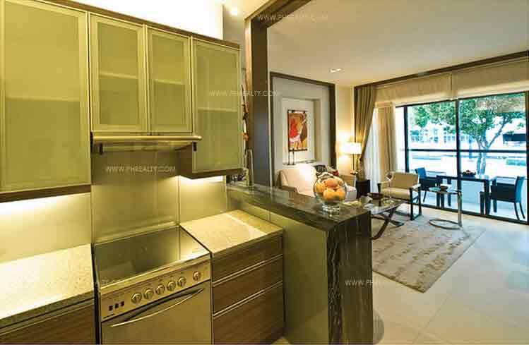 Arya Residences - Kitchen
