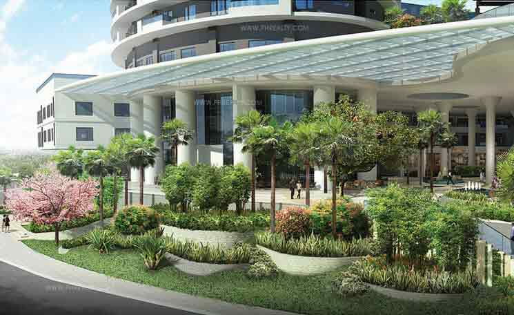 Arya Residences - Building Plan