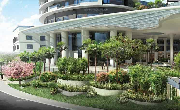 Arya Residences - Building Plan