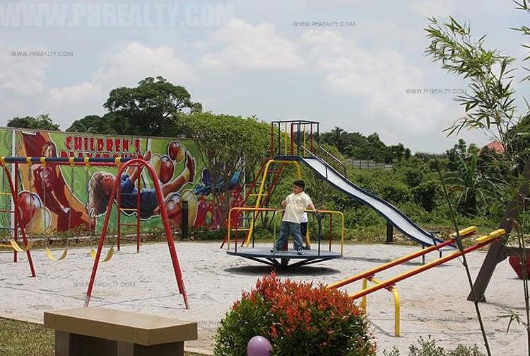Primrose Place - Playground