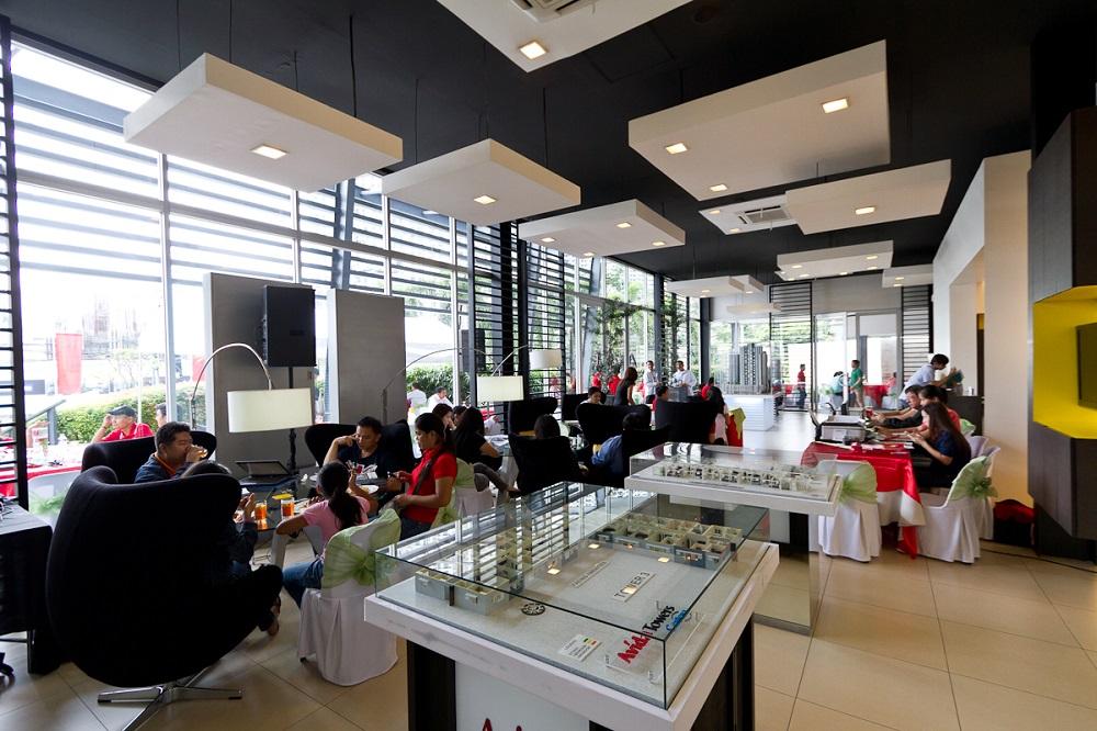 Avida Towers Centera  - Pavilion
