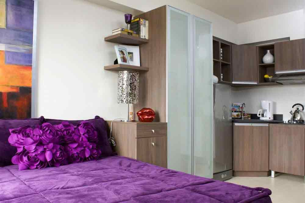 Avida Towers Centera  - Studio Model Unit