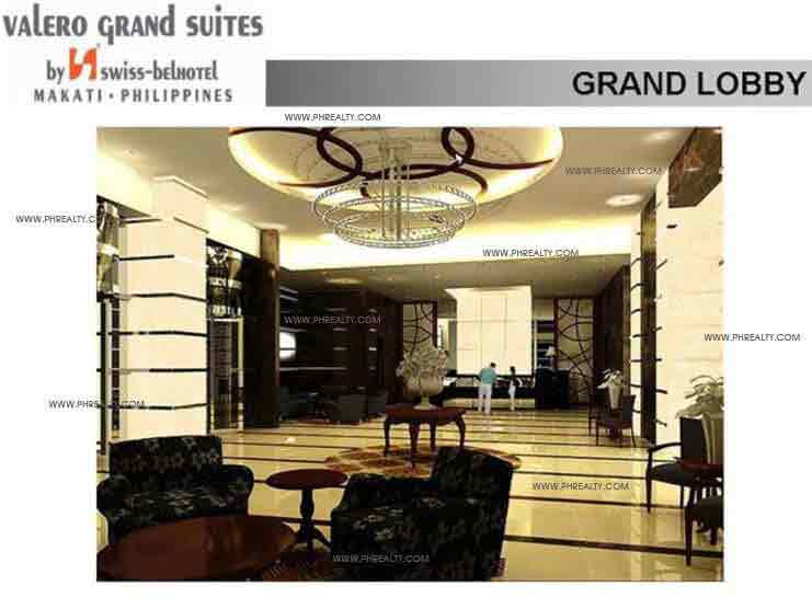 Valero Grand Suites - Grand Lobby