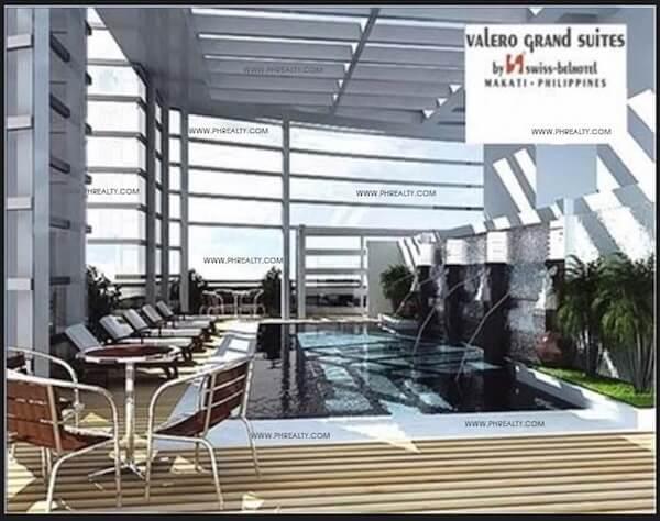 Valero Grand Suites - Swimming Pool